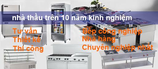 Bếp công nghiệp