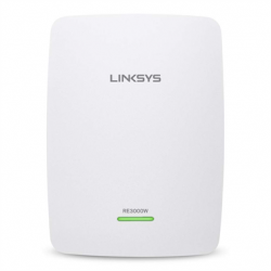 Bộ tiếp sóng Linksys RE3000W Single Band Range Extender 2.4Ghz