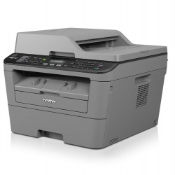 MÁY IN LASER ĐCN BROTHER MFC-L2701D - SCAN,COPY,FAX,DUPLEX